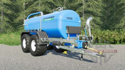 Zunhammer SKE 18.5 PUD milk and water для Farming Simulator 2017
