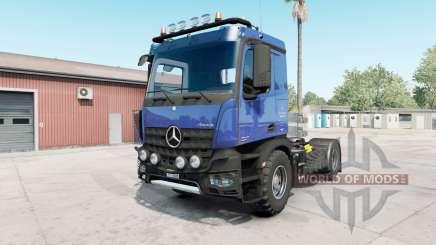 Mercedes-Benz Arocs AS 2013 для American Truck Simulator