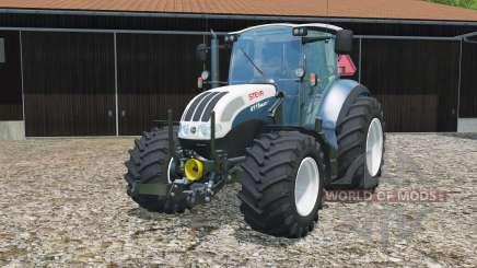 Steyr 4115 Multɨ для Farming Simulator 2015