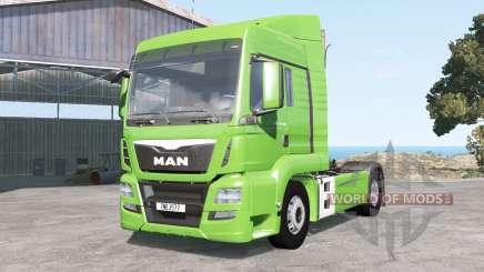 MAN TGS 18.480 для BeamNG Drive