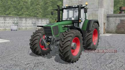 Fendt Favorit 816〡818〡822〡824 Turboshift для Farming Simulator 2017