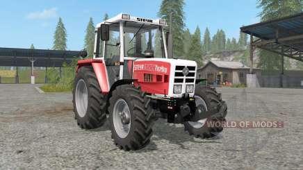 Steyr 8090A Turbꝺ для Farming Simulator 2017