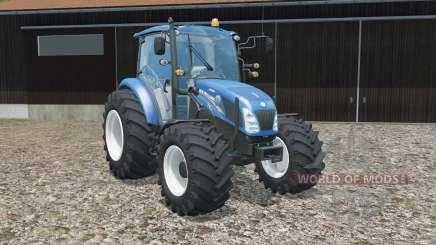 New Holland T4.7ⴝ для Farming Simulator 2015