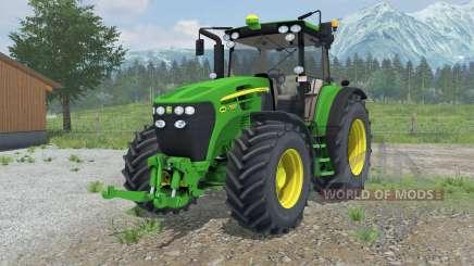 John Deere 79ろ0 для Farming Simulator 2013