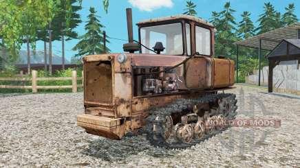 ДТ-75Ɦ для Farming Simulator 2015