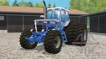 Ford 86ろ0 для Farming Simulator 2015