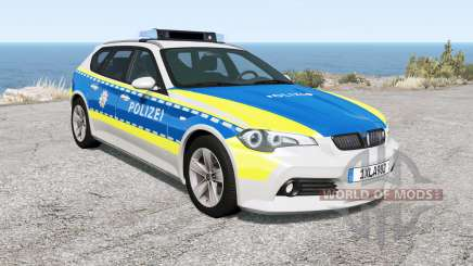 ETK 800-Series Polizei NRW для BeamNG Drive