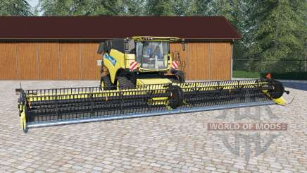 New Holland CɌ10.90 для Farming Simulator 2017