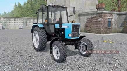МТЗ-82.1 Беларуꞔ для Farming Simulator 2017