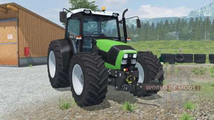 Deutz-Fahr Agrotron TTV 4ろ0 для Farming Simulator 2013
