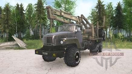 Урал-4320 для MudRunner