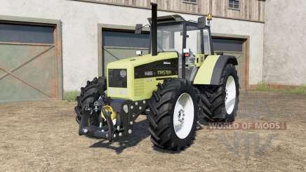 Hurlimann H-6165 Master для Farming Simulator 2017
