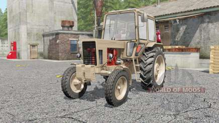 МТЗ-80 Беларуꞔ для Farming Simulator 2017