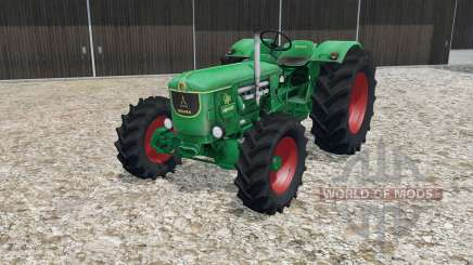 Deutz D 800ⴝ для Farming Simulator 2015