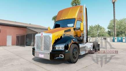 Kenworth T8৪0 для American Truck Simulator