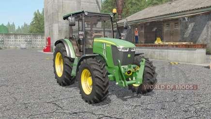 John Deere 5085Ꙧ для Farming Simulator 2017