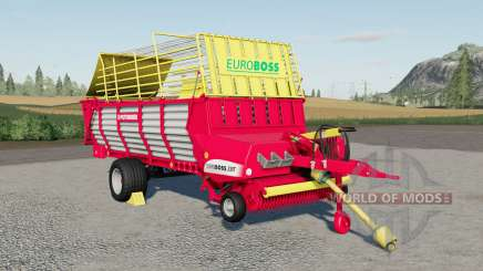 Pottinger EuroBoss 330 Ʈ для Farming Simulator 2017
