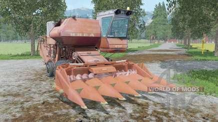 СК-5 Нивɑ для Farming Simulator 2015