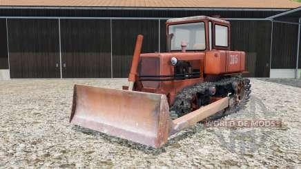 ДТ-75 с отвалом для Farming Simulator 2015