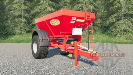 Bredal K105 & K165 VSW для Farming Simulator 2017