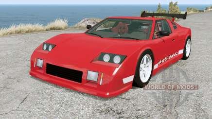 Civetta Bolide Evolution v6.9 для BeamNG Drive