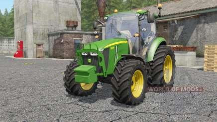 John Deere 5085M-5150Ⰼ для Farming Simulator 2017