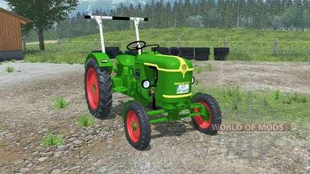 Deutz D 25 для Farming Simulator 2013