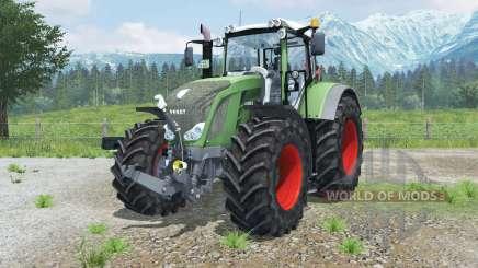 Fendt 828 Variꝋ для Farming Simulator 2013