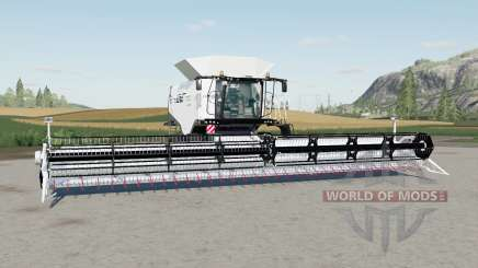 Class Lexion 795 white для Farming Simulator 2017