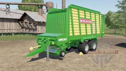 Bergmann Repex 34Ꞩ для Farming Simulator 2017