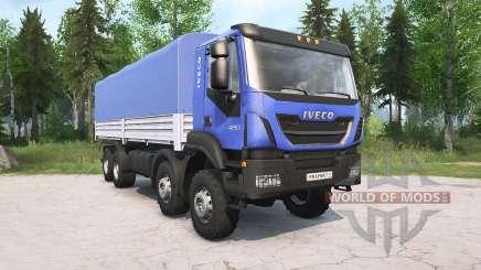 Iveco Trakker 420 8x8 для MudRunner