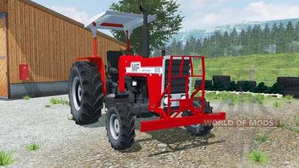 Massey Ferguson 265 Capota для Farming Simulator 2013