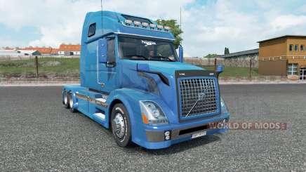 Volvo VNⱢ 670 для Euro Truck Simulator 2