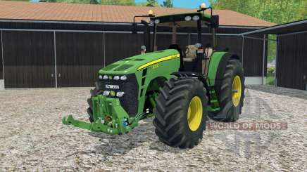John Deere 83ろ0 для Farming Simulator 2015