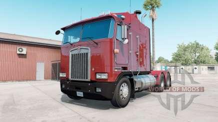 Kenworth Ꝁ100E для American Truck Simulator