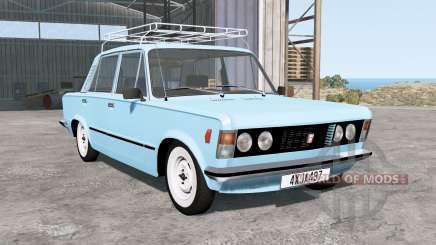 Fiat 125p для BeamNG Drive