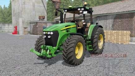 John Deere 7730〡7830〡79ვ0 для Farming Simulator 2017