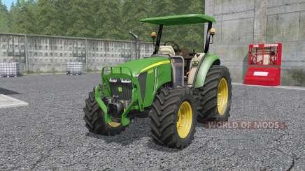 John Deere 5085M-5150Ɱ для Farming Simulator 2017