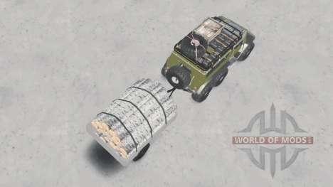 Трэкол Вега для Spin Tires