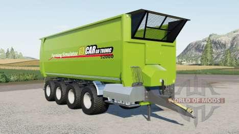 Peecon Cargo 92000 для Farming Simulator 2017