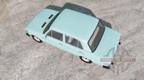 ВАЗ-2106 Жигули для BeamNG Drive