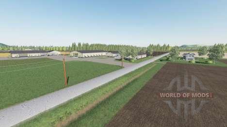 Michigan v2.0 для Farming Simulator 2017
