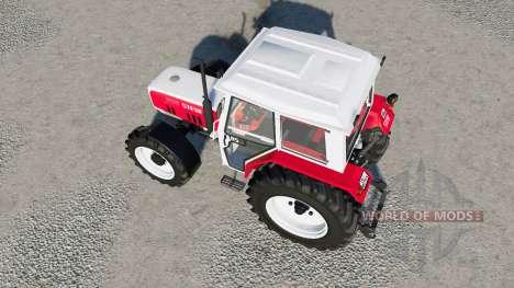 Steyr 8075A для Farming Simulator 2017
