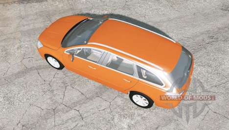 Peugeot 508 SW 2011 для BeamNG Drive