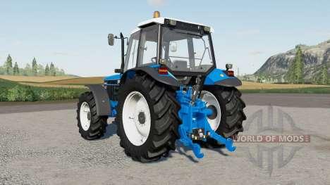 Ford 40-series для Farming Simulator 2017