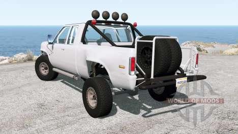 Gavril D-Series 70s v0.7.7b для BeamNG Drive