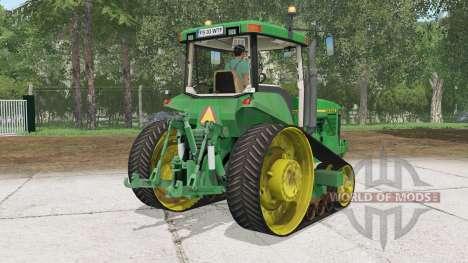 John Deere 8400T для Farming Simulator 2015