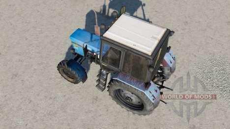 МТЗ-82.1 Беларус для Farming Simulator 2017