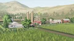 Old Family Farm для Farming Simulator 2017