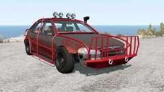 Ibishu Pessima Off-Road v2.3b для BeamNG Drive